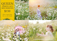 Queen Anne's Lace Mini Sessions