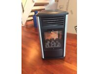 Portable gas heater (includes 2 Gas cylinders)