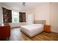BEAUTIFUL NEWLY REFURBISHED 3 BED FLAT TO RENT IN WILLESDEN GREEN