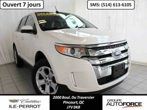 2013 FORD EDGE FWD SEL, CUIR, MAGS, TOIT PANO
