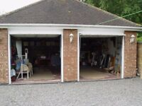 Two Henderson Garage Doors with Electric Openers In full working condition. .