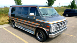 Chevy van g20 pacemaker conversion low km