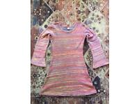 Cotton Multicoloured Dress Size M
