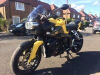 Bmw k 1200 r naked sports tourer / commuter bile 167 bhp
