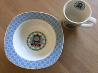 2004 20th anniversary coalport Thomas china set