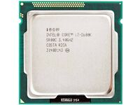 Intel Core i7 2600K Processor