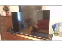 "50"" 4K Ultra HD Smart LED TV - For sale"