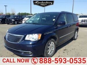 2015 Chrysler Town & Country TOURING STOW&GO Navigation (GPS),