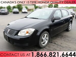 2008 Pontiac G5 BASE | LOW PRICE | NO ACCIDENTS