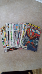 Comic books THE THING