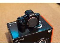 Sony A7S II - Perfect Condition