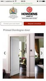 Howdens Dordogne standard internal door