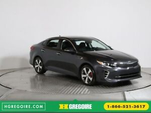 2016 Kia Optima SX Turbo A/C CUIR TOIT MAGS BLUETHOOT