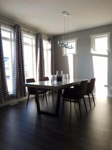 Dining Tables and Furnishings - Alberta Strong