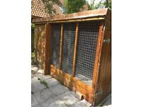 Wooden Aviary/Chicken Coup/Shed/Playhouse