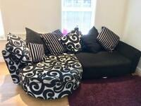 DFS 3-4 seater sofa for sale
