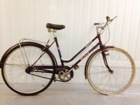 Mistral Ladies city bike Hub gears Excellent Condition Small Frame