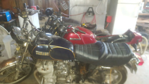 Looking to sell 2 xs 1100s for parts