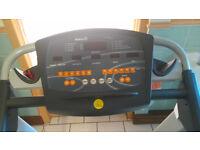 Bremshey Treadline Treadmill