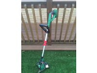 Cordless Qualcast Strimmer (90db)