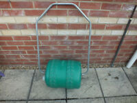 Water Barrel and Handle