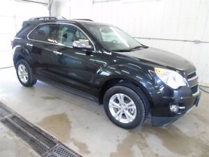 2012 Chevrolet Equinox LT AWD, Leather, Power Liftgate, Heated S