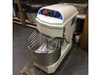 Spiral dough mixer 20L
