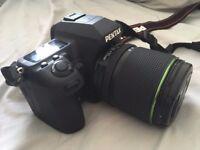 Pentax K5 ii & 18-135mm WR REDUCED