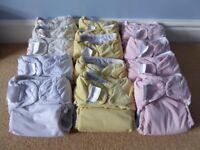 15 BumGenius v4 reusable nappies