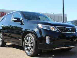 2014 Kia Sorento SX AWD, HEATED FRONT / REAR SEATS, COOLED SEATS