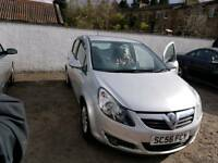 Vauxhall Corsa, £1295.00 ovno, just moted, 5 door sxi, great we driver
