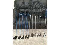Golf clubs (Ping G30 Full set)