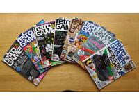 Retro Gamer Magazine (UK) Issues 146-153 in very good condition