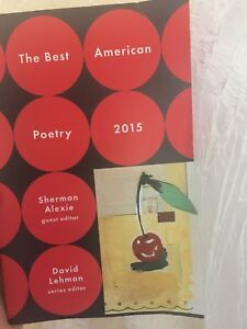 The Best American Poetry 2015 book
