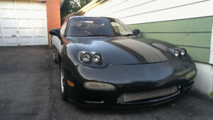 1993 Mazda RX-7 RHD Coupe (2 door)