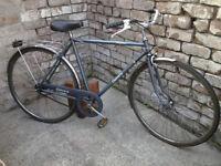Dawes Diploma 3 speed gents bicycle 20.5 inch frame vintage bike