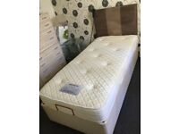 Electric Fully Adjustable Single Bed