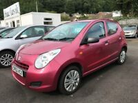 2013 (62 reg) Suzuki Alto 1.0 SZ 5dr Hatchback Petrol 5 Speed Manual Low Miles