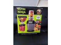 Nutri ninja 900w unused in box. Unwanted gift.