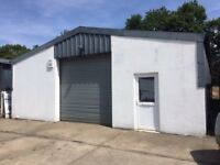 Commercial Workshop/Unit to Let
