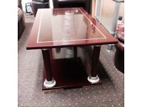 Lovely Designer Coffee Table Good Condition Can Deliver