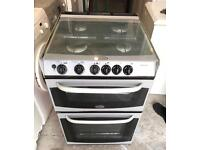 CANNON STARTFORD 55CM WIDE GAS COOKER EXCELLENT CONDITION, 4 MONTH WARRANTY