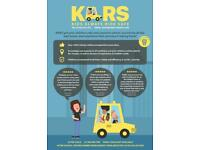 Earn £10 an hour driving for KARS