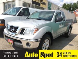 2012 Nissan Frontier SV/RARE!/PRICED FOR A QUICK SALE !