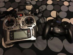 DX8 Controller | RC Hellicopter Collection