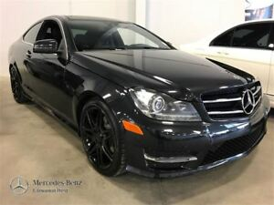2015 Mercedes-Benz C350 4MATIC Avantgarde Edition w/Sport Pack