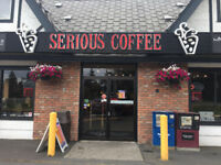 Barista/Customer Service - No experience necessary