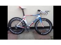 Cube aerium triathlon bike