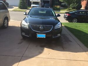 2011 Buick Regal 4dr Sedan
