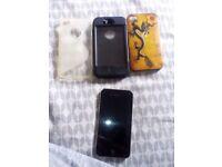 Unlocked iPhone 4 16gb